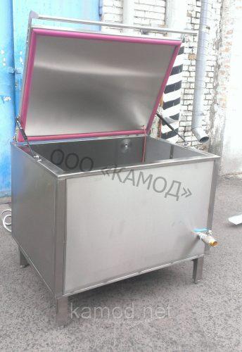 Varochnyj kotel jelektricheskij 450 litrov