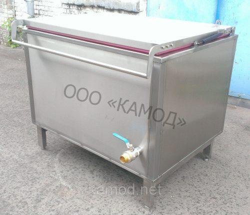 Котел варочный электрический 450 литров