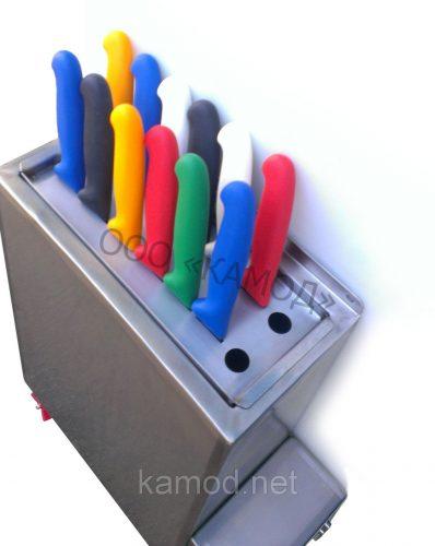Водный стерилизатор для ножей и мусат