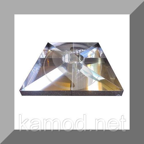 Гастроемкость сварная 300х170х70 мм из нержавейки
