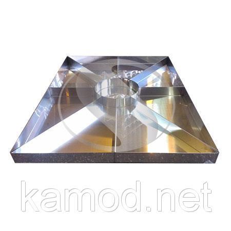 Гастроемкость для витрины 300х300х70 мм из нержавейки