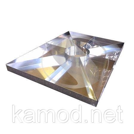 Гастроемкость для витрины 450х212х50 мм из нержавейки