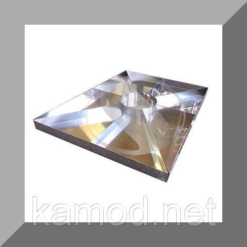 Купить лоток гастроемкость сварной для витрин 550х300х30 мм