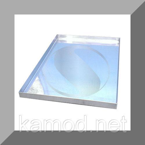 Купить лоток сварной для витрин 800х240х55 мм