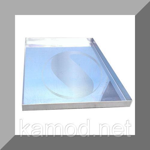 Купить лоток сварной для витрин 950х300х70 мм